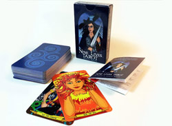 Nine Lives Tarot by Annette Abolins